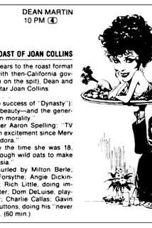The Dean Martin Celebrity Roast: Joan Collins
