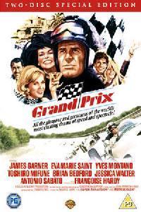 Plakát k filmu: Grand Prix