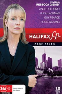 Halifaxová, soudní psychiatr - Plavání se žraloky