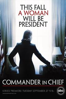 První prezidentka  - Commander in Chief