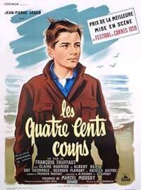 Nikdo mne nemá rád  - Quatre cents coups, Les