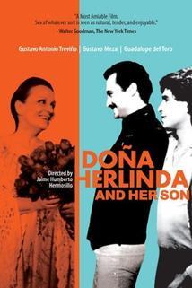 Doña Herlinda y su hijo