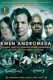 Kmen Andromeda  - Andromeda Strain, The