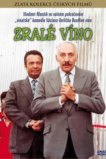 Zralé víno
