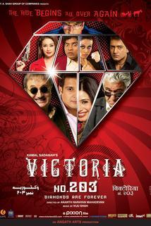 Victoria No. 203: Diamonds Are Forever