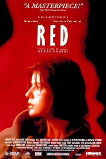 Tři barvy: červená
