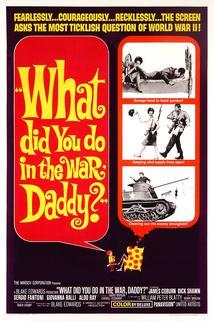Co jsi dělal za války, taťko?