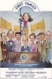 Prezident a jeho rodina