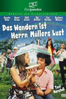 Wandern ist Herrn Müllers Lust, Das  - Wandern ist Herrn Müllers Lust, Das