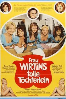 Frau Wirtins tolle Töchterlein