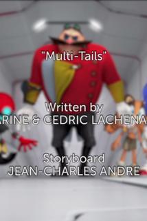Sonic Boom - Multi-Tails  - Multi-Tails