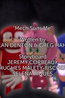 Sonic Boom - Mech Suits Me  - Mech Suits Me