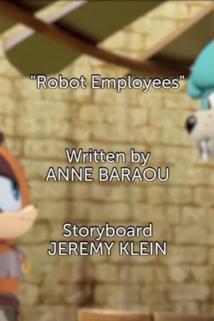 Sonic Boom - Robot Employees  - Robot Employees