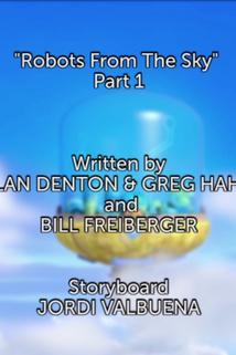 Sonic Boom - Robots from the Sky: Part 1  - Robots from the Sky: Part 1