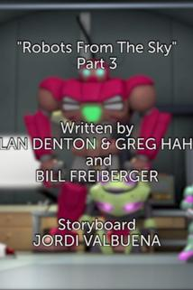 Sonic Boom - Robots from the Sky: Part 3  - Robots from the Sky: Part 3