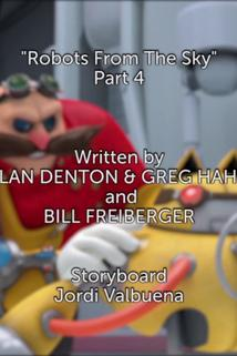 Sonic Boom - Robots from the Sky: Part 4  - Robots from the Sky: Part 4