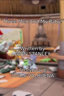 Sonic Boom - Three Men and My Baby!  - Three Men and My Baby!