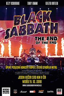 Plakát k filmu: Black Sabbath the End of the End