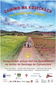 Plakát k filmu: Camino na kolečkách