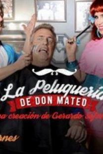 La peluquería de Don Mateo