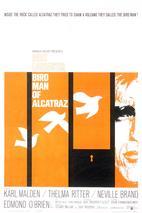 Plakát k filmu: Ptáčník z Alcatrazu