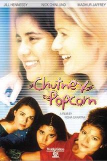 Chutney Popcorn  - Chutney Popcorn