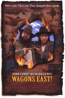 Přepadení na Východě  - Wagons East