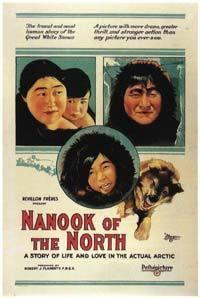 Nanuk - člověk primitivní