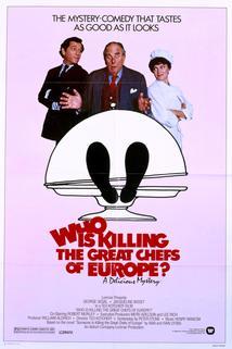 Kdo zabíjí nejlepší evropské šéfkuchaře?  - Who Is Killing the Great Chefs of Europe?
