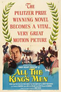Všichni královi muži  - All the King's Men