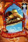 Calvin v Aladinově paláci