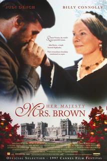 Paní Brownová  - Mrs Brown