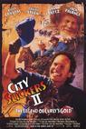 Dobrodruzi z velkoměsta II: Legenda o Curlyho zlatě