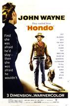 Plakát k filmu: Hondo