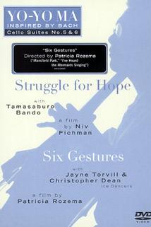 Bach Cello Suite #5: Struggle for Hope