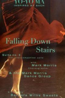 Bach Cello Suite #3: Falling Down Stairs