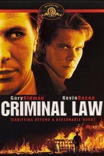 Trestní zákon  - Criminal Law