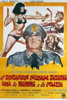 Brigadiere Pasquale Zagaria ama la mamma e la polizia, Il