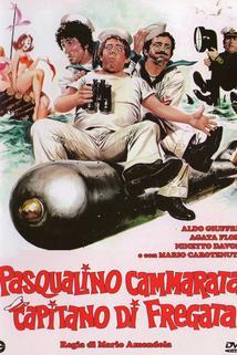 Pasqualino Cammarata... capitano di fregata