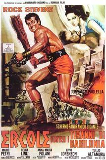 Herkules proti babylonským tyranům  - Ercole contro i tiranni di Babilonia