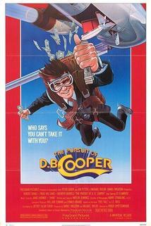 Plakát k filmu: Pronásledování D.B. Coopera
