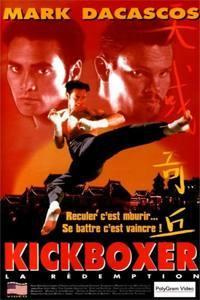 Kickboxer 5: Kickboxerovo vykoupení