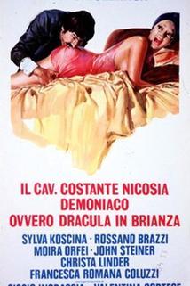 Cav. Costante Nicosia demoniaco, ovvero: Dracula in Brianza, Il