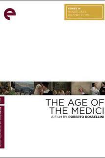 Età di Cosimo de Medici, L'