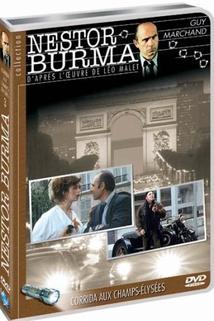 Nestor Burma  - Nestor Burma