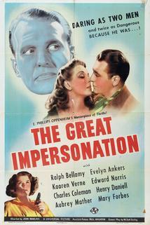 The Great Impersonation  - The Great Impersonation