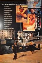 Plakát k filmu: Všichni říkají: Miluji tě