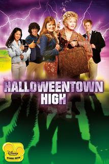 Halloweenská střední