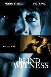 Slepá svědkyně