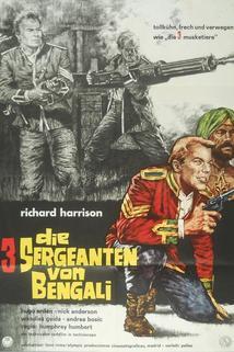 Tre sergenti del Bengala, I